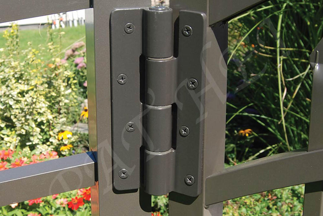 Pat Hei Gate Hardware black hinges factory for sale-1