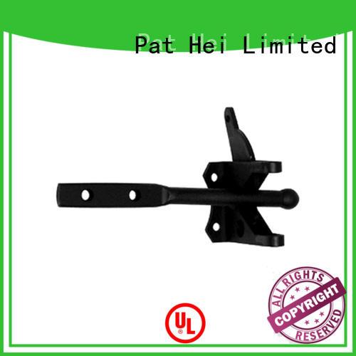 gravity entry decorative lever gravity latch Pat Hei Gate Hardware
