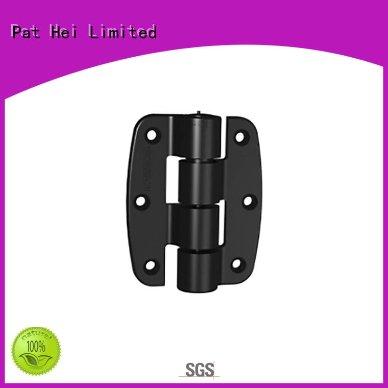 stainless steel hinges outdoor aluminum gate Pat Hei Gate Hardware Brand company