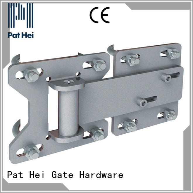 powdered steel duty farm hinge Pat Hei Gate Hardware