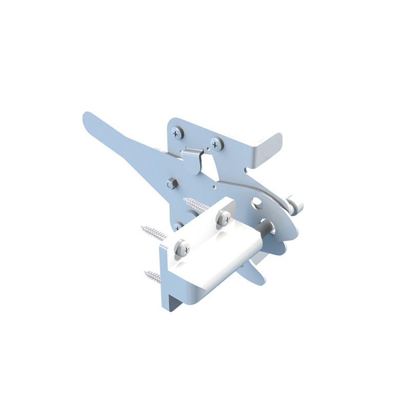Europe Style Self Locking Automatic Gravity Lever Fence Gate Steel Latch