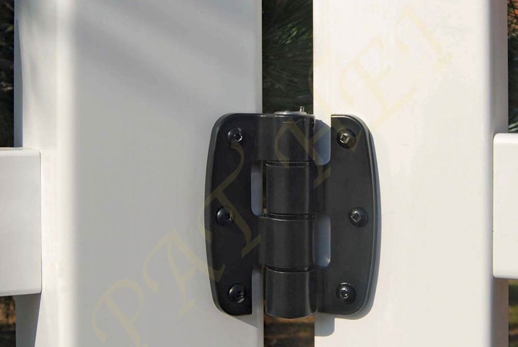 Pat Hei Gate Hardware-High-quality Spring Door Hinge | Compact Butterfly Hinge Pa Hinge Plastic