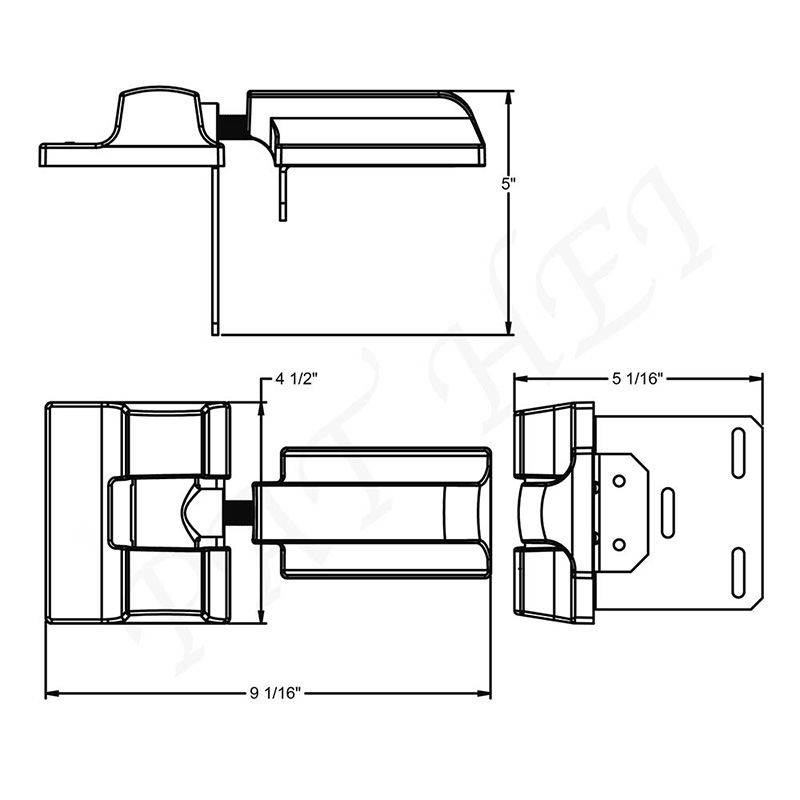 Pat Hei Gate Hardware cost-efficient heavy duty hinges exporter for buyer-Pat Hei Gate Hardware
