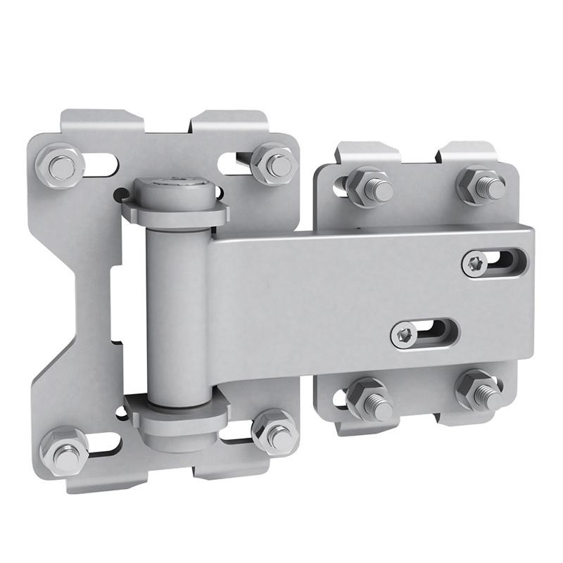 Pat Hei Gate Hardware-Standard Chainfarm Hinge Dacromet 85um Powdered Hinge-1