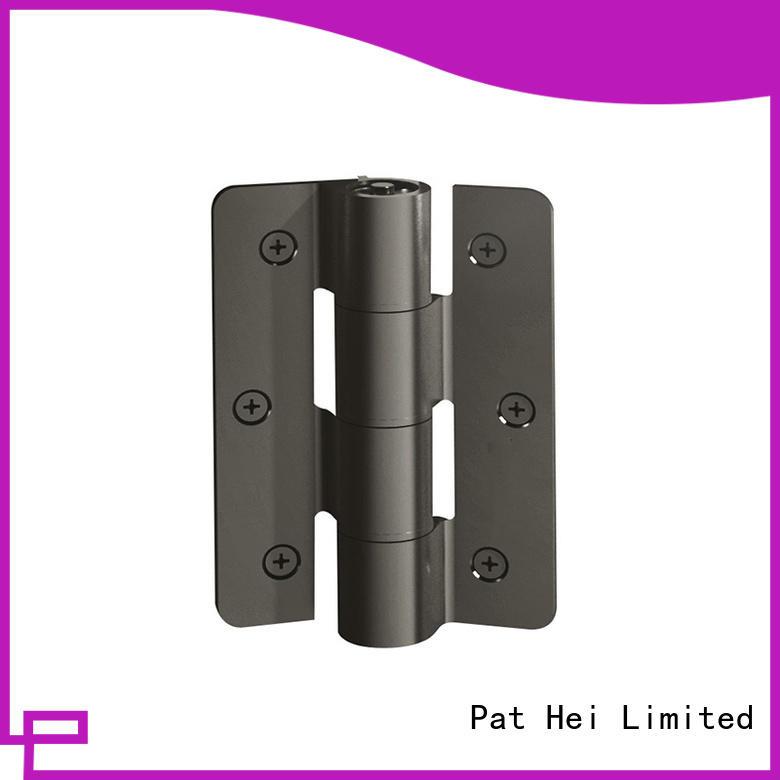 Pat Hei Gate Hardware aluminum spring door hinge fast shipping for merchant