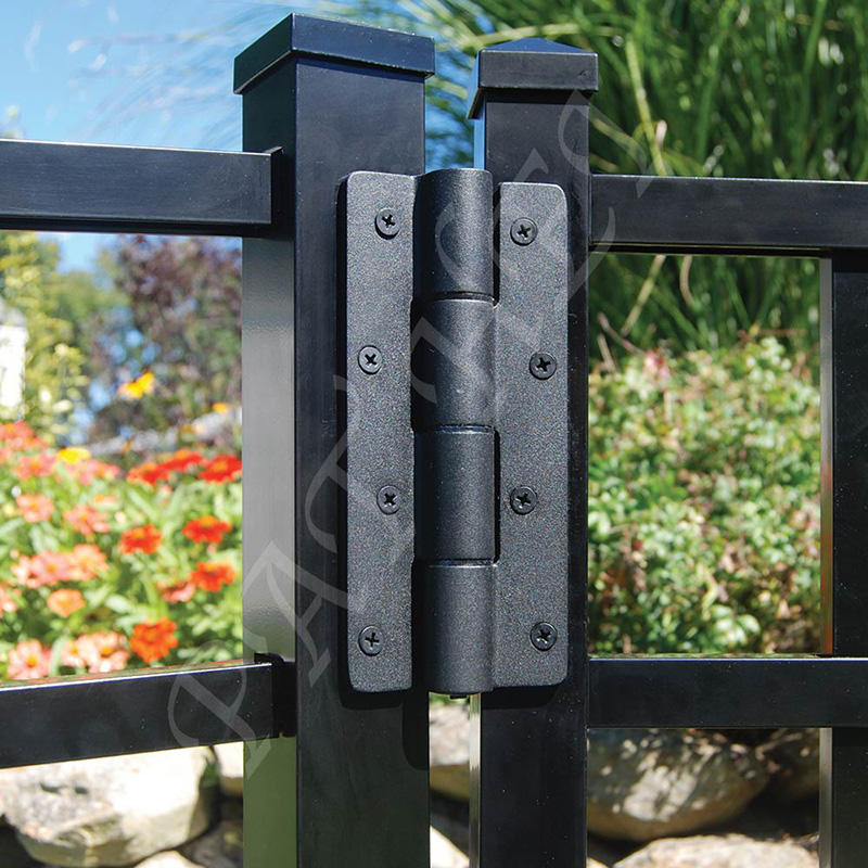 Pat Hei Gate Hardware black hinges factory for sale-2