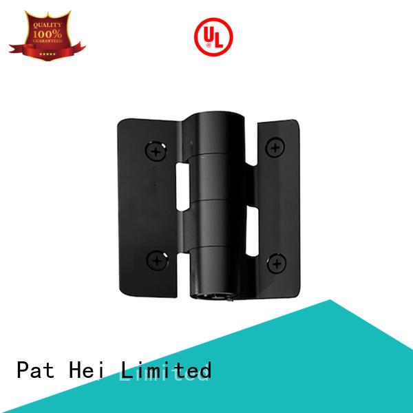 duty asymmetric plastic OEM self closing hinges Pat Hei Gate Hardware
