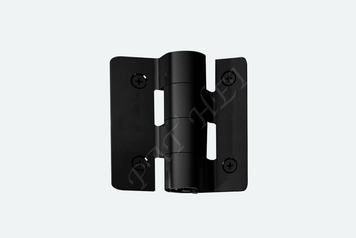Pat Hei Gate Hardware quick lead time black hinges manufacturer for sale-1