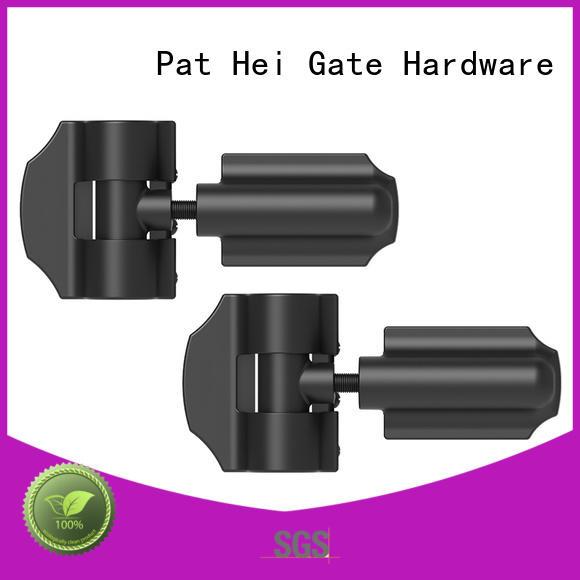 Quality Pat Hei Gate Hardware Brand metal gate hinges heavy duty galvanized