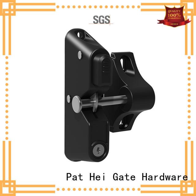key decorative locking Pat Hei Gate Hardware Brand fence gate latch factory