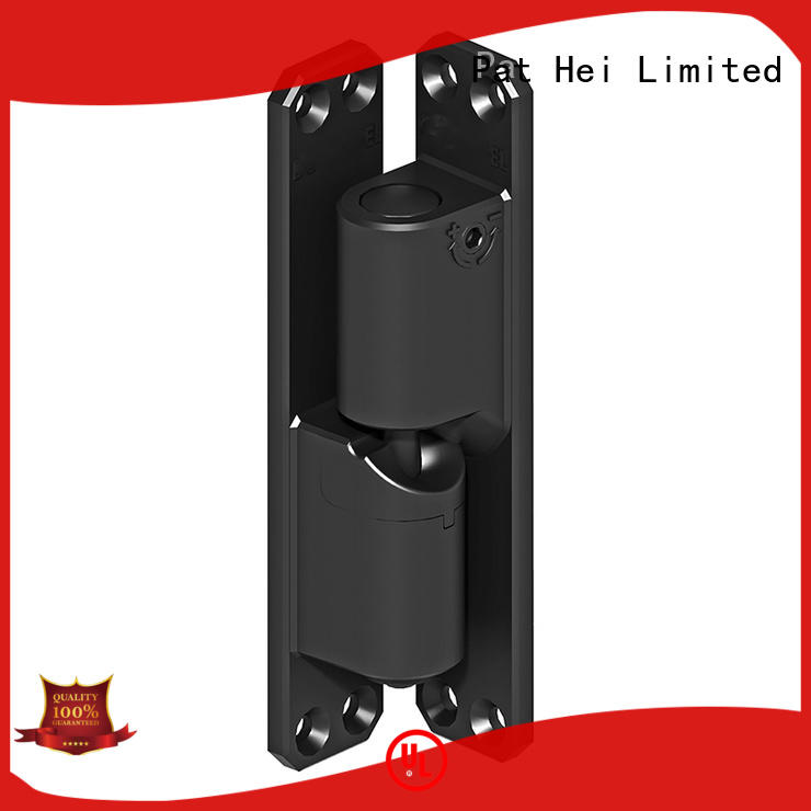 Wholesale innovative standard Center Mount Hinge duty Pat Hei Gate Hardware Brand