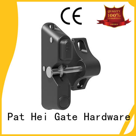 without bar gravity latch lock Pat Hei Gate Hardware company