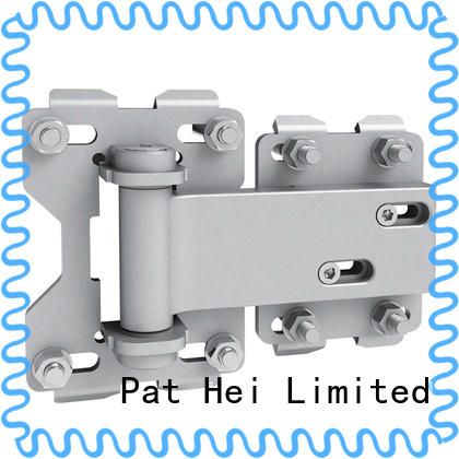 Pat Hei Gate Hardware square farm gate hinges supplier for trader