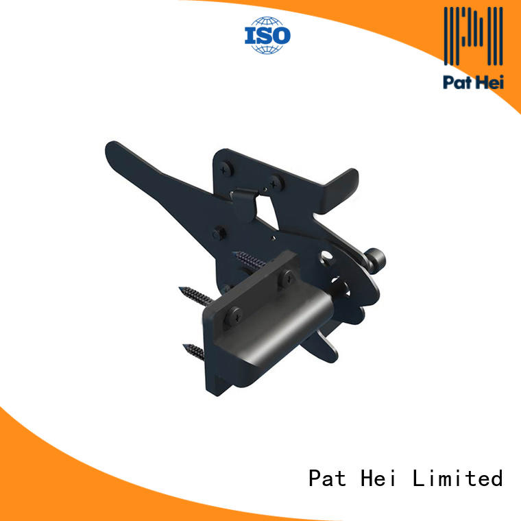 Pat Hei Gate Hardware automatic gravity latch factory for door