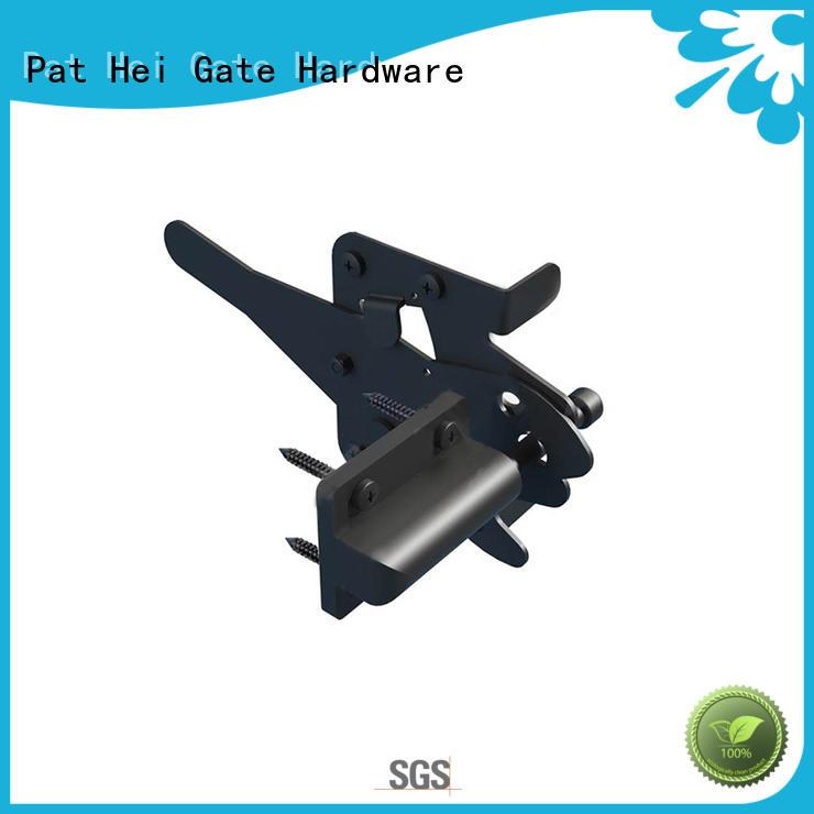 gravity gravity latch locking Pat Hei Gate Hardware company