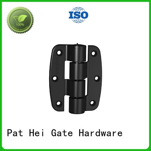selfclosing aluminum self closing hinges small size Pat Hei Gate Hardware company