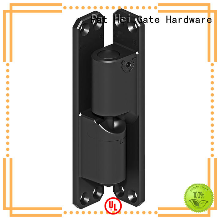 innovative adjustable standard 180 hinge steel Pat Hei Gate Hardware Brand
