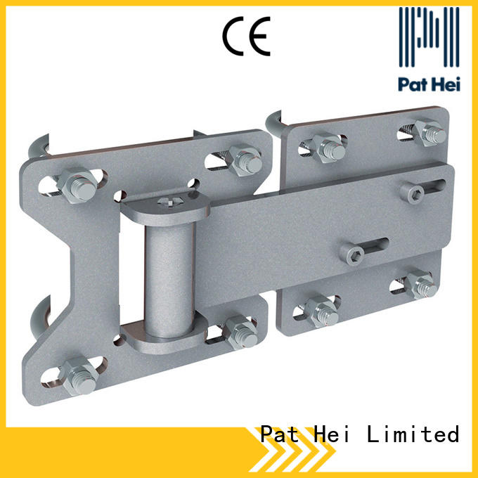 Pat Hei Gate Hardware fast shipping chain link gate hinges quick delivery for reseller