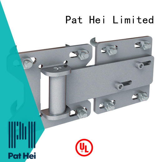 square chain link gate hinges low MOQ supplier