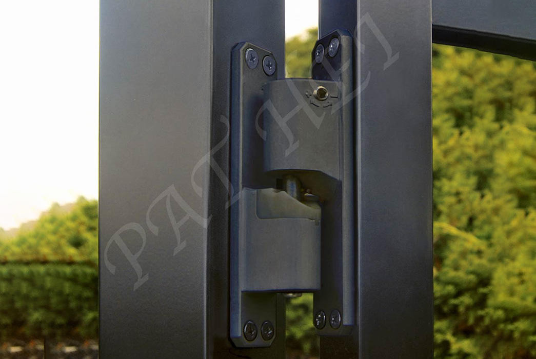 Pat Hei Gate Hardware high strength Center Mount Hinge supplier for cabinet