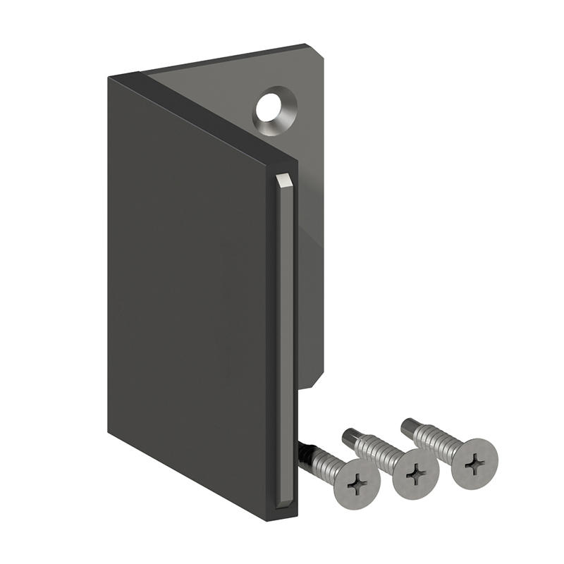 Hardware Gate Stop With Silicone Cover