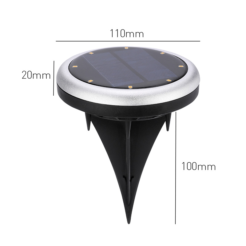 durable lawn lights fast shipping with silicone cover-1