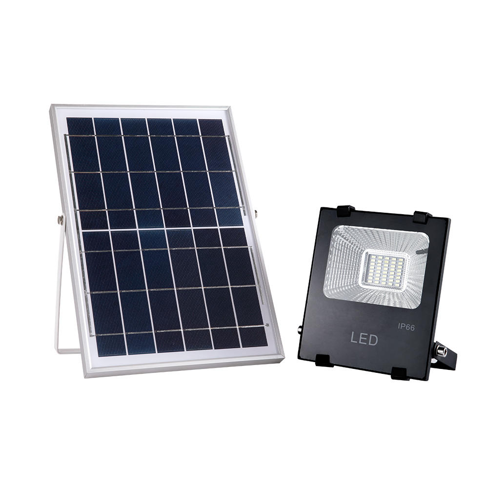 High lumen IP65 Waterproof Garden Security Solar Flood Light