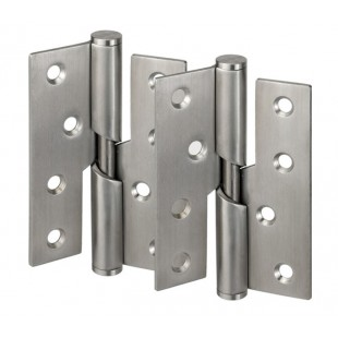 news-What Are the Different tTypes of Door Hinges-Pat Hei Gate Hardware-img