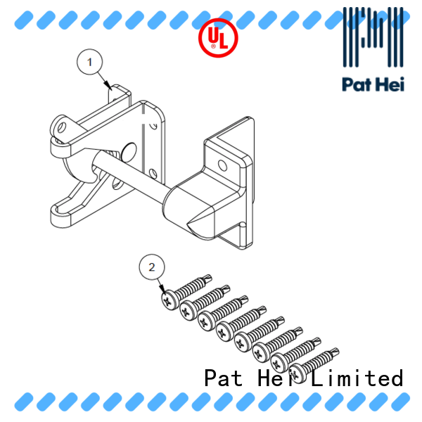 Pat Hei Gate Hardware automatic gravity gate latch large-scale production enterprises for sale
