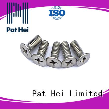 Pat Hei Gate Hardware heavy duty hex head screw customization for sale