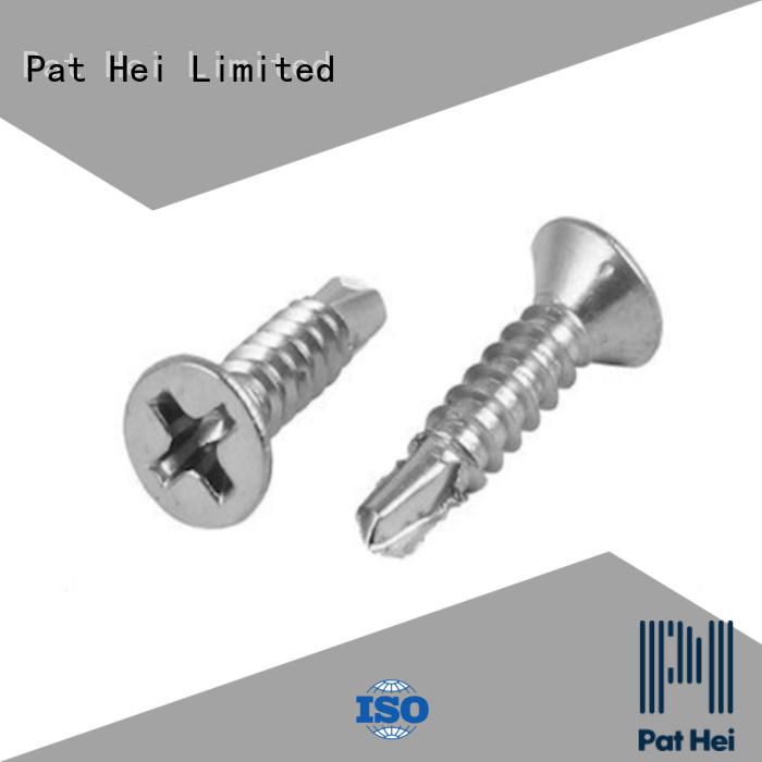 good quality hex head screw highly durable supplier for market