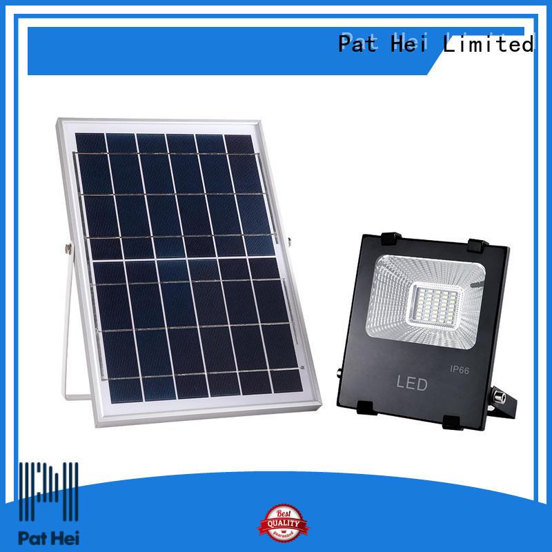 Pat Hei Gate Hardware long working life Solar Flood Light trade partner for trader