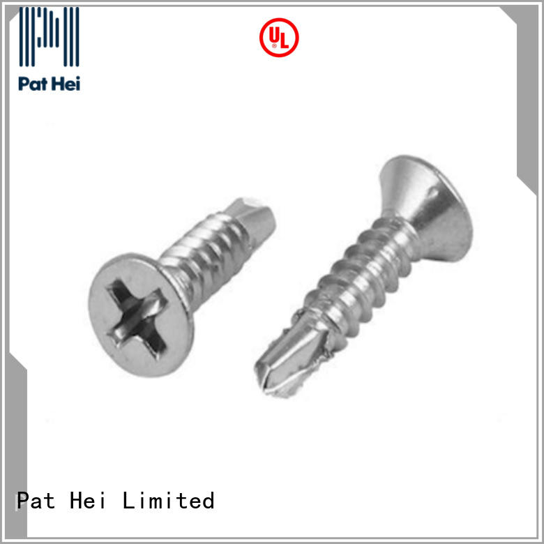 Pat Hei Gate Hardware OEM stainless screws design for market