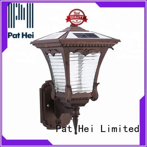 Pat Hei Gate Hardware OEM ODM sharp solar panels factory for door