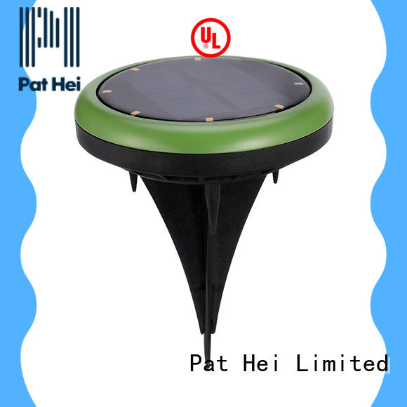 Pat Hei Gate Hardware best Solar Lawn Light for dealer