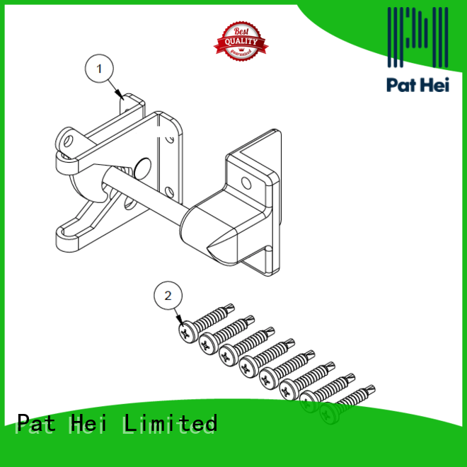 China double gate latch corrosion resistant looking for buyer for door