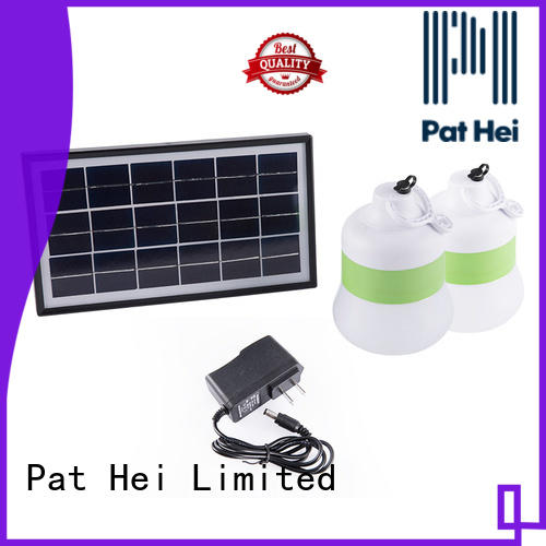 Pat Hei Gate Hardware medium solar panel light kit large-scale production enterprises for trader