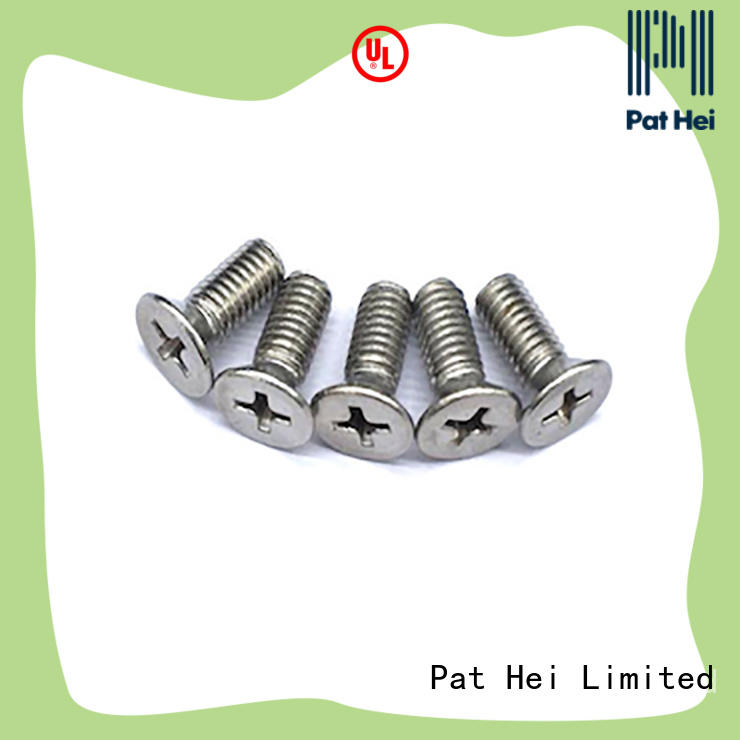 Pat Hei Gate Hardware highly durable stainless screws customization for market