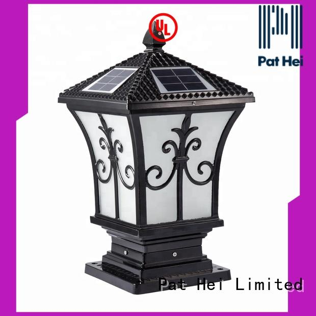 Pat Hei Gate Hardware small best solar landscape lights factory for trader