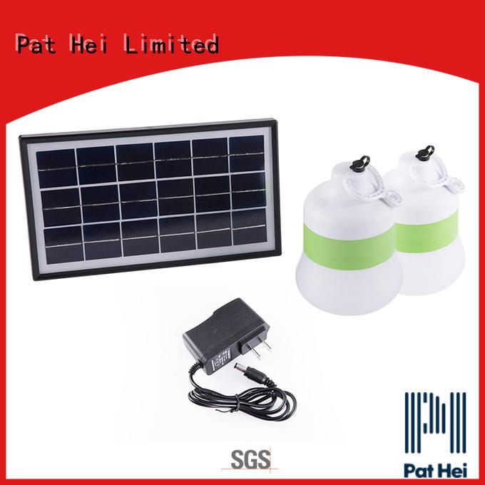 Pat Hei Gate Hardware China light bulb solar lights 3.7v for courtyard