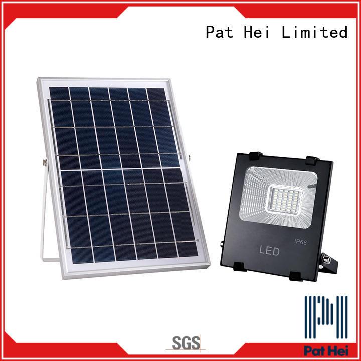 High lumen IP65 Waterproof Garden Security Solar Flood Light