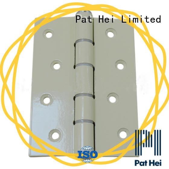 Pat Hei Gate Hardware self closing hinges factory for trader