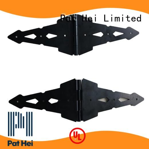 european style door gate hinge and latches
