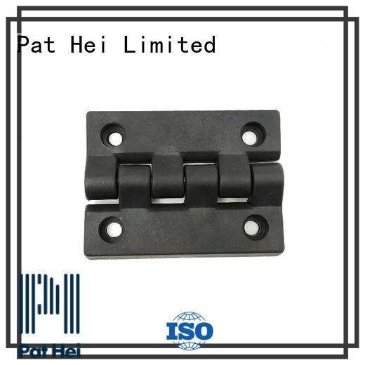 Pat Hei Gate Hardware adjustable black hinges factory for merchant