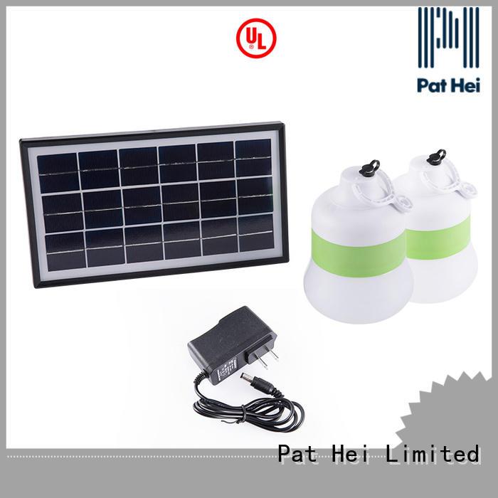 new solar light bulb wholesale for courtyard