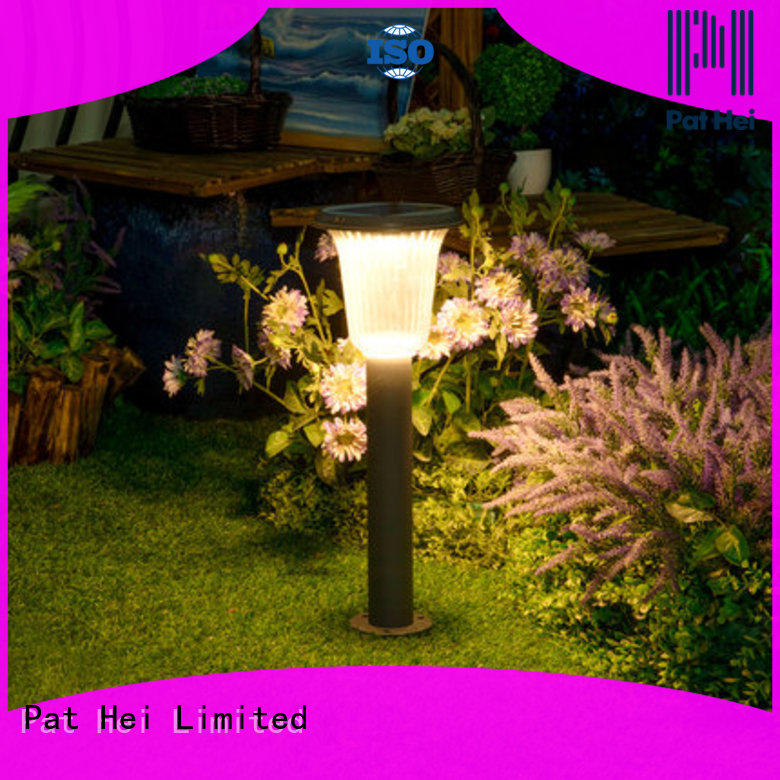 easy to install lawn lights factory Pat Hei Gate Hardware