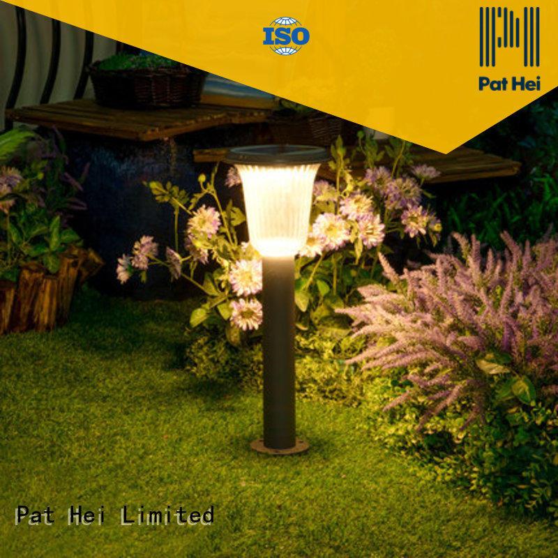 Pat Hei Gate Hardware China Solar Lawn Light manufacturer for trader