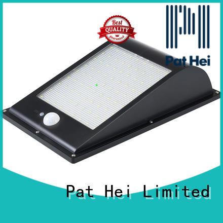 Pat Hei Gate Hardware solar powered sensor light supplier for sale