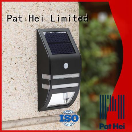 Pat Hei Gate Hardware heavy duty Solar Wall Light fast shipping for sale