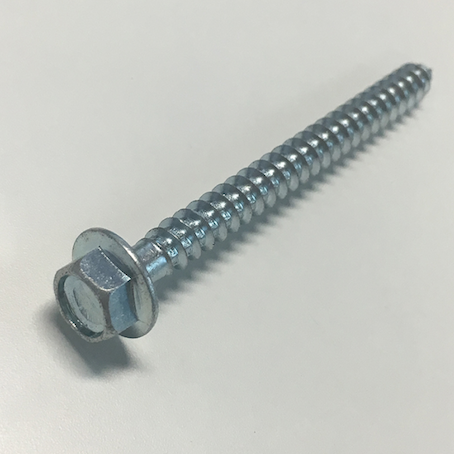 Hex Head With Washer Lag Screw